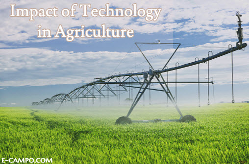 Use of Technology in Agriculture